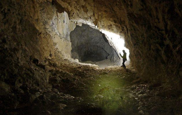 Échaillon : arches et tunnels