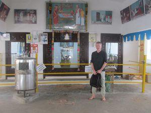 Inde du sud : Auroville, Tiruvanamalai, Vadalur