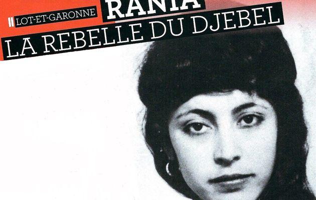 Ancrage, Mémoire des métissages du Sud-Ouest - reportage : Rania, la rebelle du Djebel