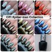 OPI The Amazing Spider-Man Collection - Review and swatches