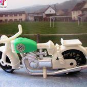 MOTO PLAYMOBIL GEOBRA 1976 - car-collector.net