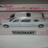FORD LOVE LIMOUSINE KINSMART 1/43 NOCES, MARIAGE - car-collector.net