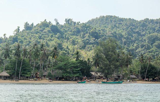 Cambodge : 1 semaine sur l'île du Lapin