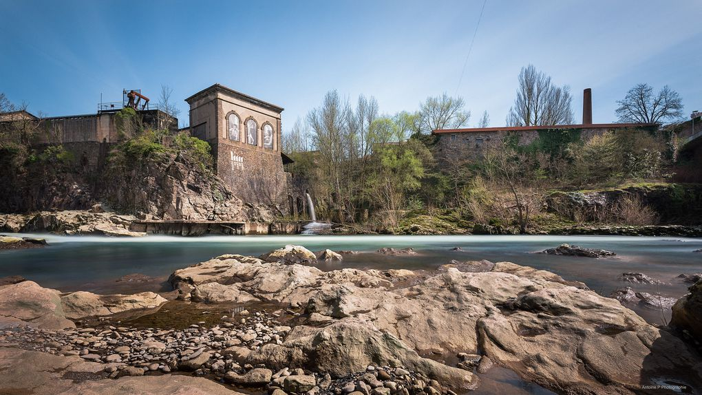 Balade à Ambialet et St Juéry - Tarn