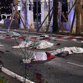 Video choc : Blessés et morts de l'Attentat de Nice - France 14 Juillet 2016