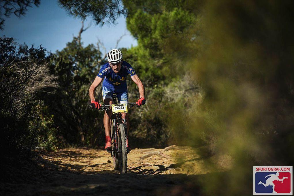 Jean-Michel Bulliot à nouveau sur le podium du Roc d'Azur !