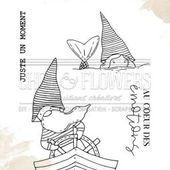 TAMPON CLEAR LES GNOMES MARINS