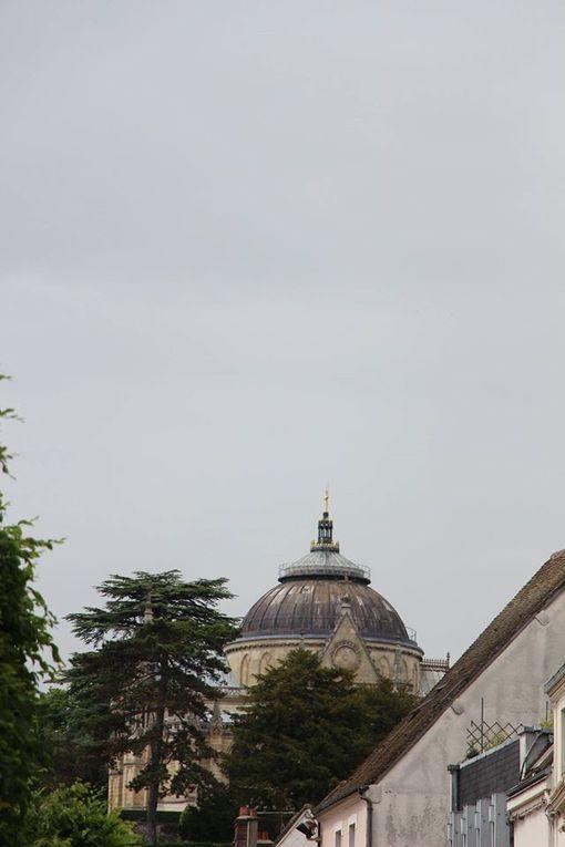Album photos du tour d'Eure et Loir à Dreux