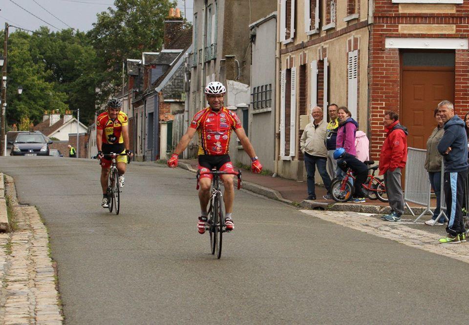 Photos et résultats des courses UFOLEP de Courtalain (28), finale du challenge TRANSFORME
