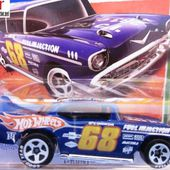 57 CHEVY HOT WHEELS 1/64 - car-collector.net