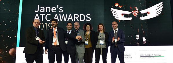 ENAIRE is internationally awarded for airspace management innovation