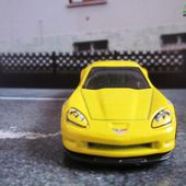 2011 CORVETTE GRAND SPORT HOT WHEELS 1/64 - car-collector.net
