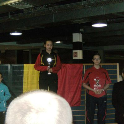 TOP 12 Jeunes et ranking final - Mai 2012