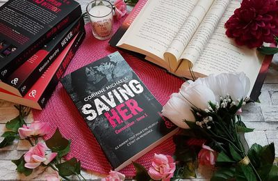 Consolation, tome 1 : Saving her - Corinne Michaels