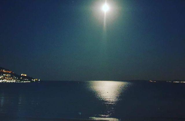Clair de lune à Rosas