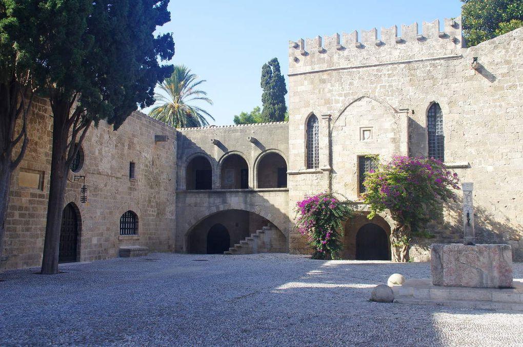 Ville de Rhodes