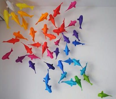 El fabuloso arte del Origami…