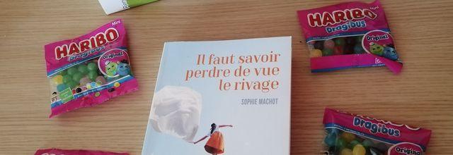 IL FAUT SAVOIR PERDRE DE  VUE LE RIVAGE de Sophie MACHOT