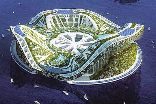 http://www.linternaute.com/actualite/grand-projet/photo/lilypad-des-iles-artificielles-pour-les-refugies-des-mers/image/ville-amphibie-381345.jpg