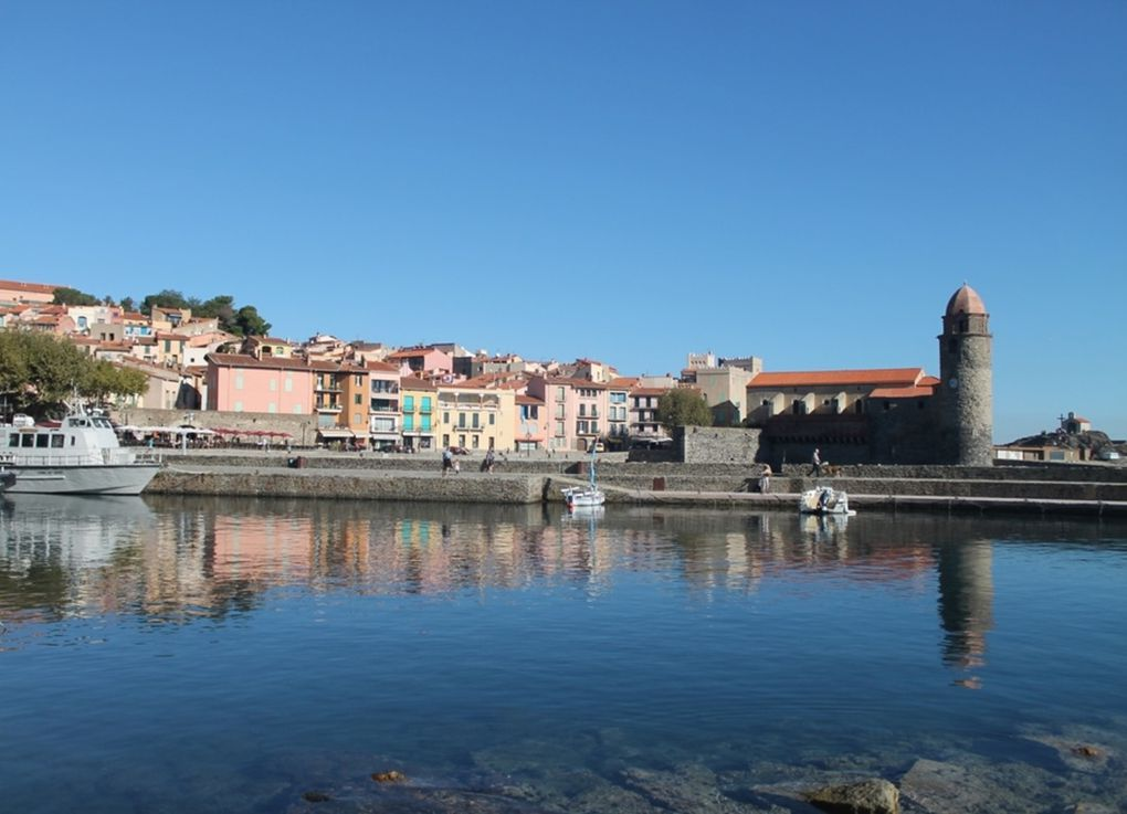 Port Vendres, Collioure