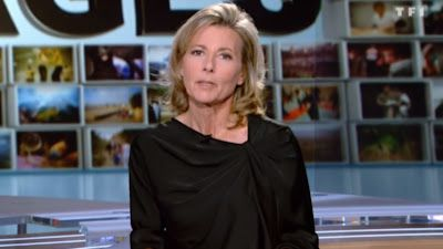 2013 01 19 - CLAIRE CHAZAL - TF1 - REPORTAGES @13H30