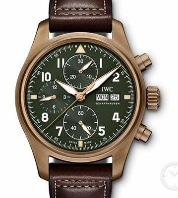 IWC Pilot's Spitfire Chronograph IW387902