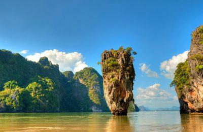 Thaïlande - Plage - Wallpaper - Free