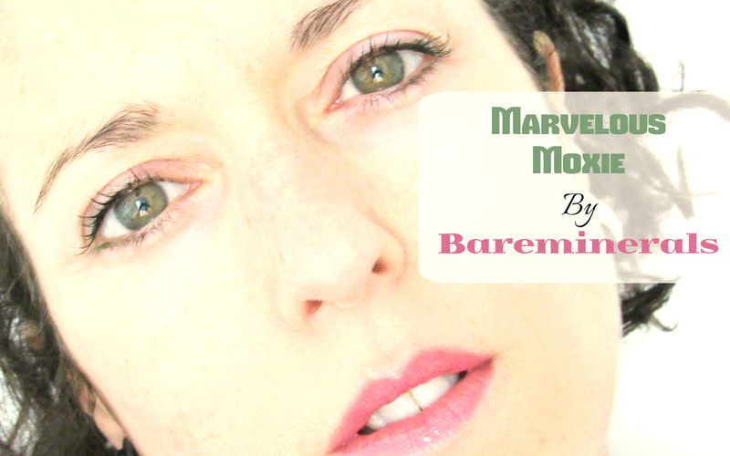 Mes Marvelous Moxie by Bareminerals