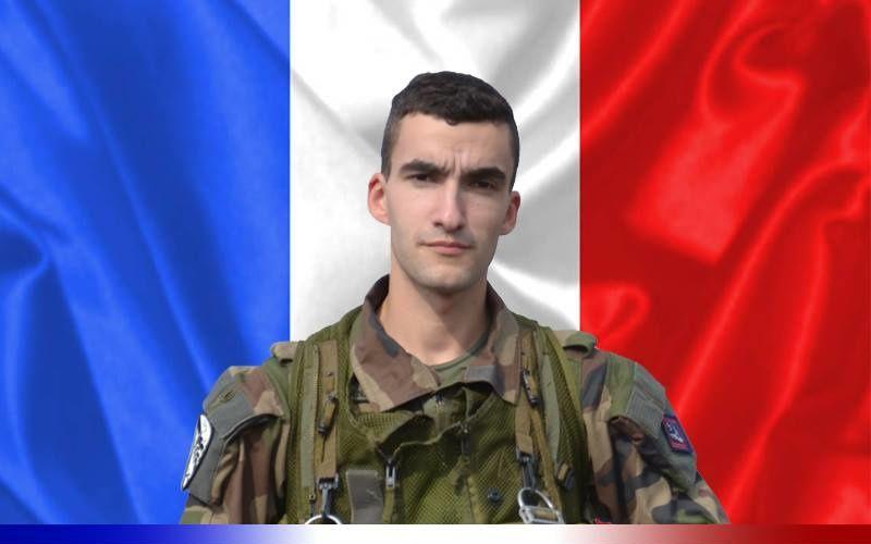 In memoriam : Lieutenant Alexandre ARNAUD
