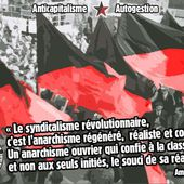 ★ La liberté par en bas : de l'anarcho-syndicalisme au pragmatisme libertaire - Socialisme libertaire
