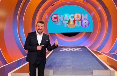 « Chacun son Tour », le nouveau jeu de Bruno Guillon, diffusé dès le 23 août sur France 2