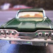 63 CHEVY IMPALA HOT WHEELS 1/64 - CHEVROLET IMPALA 1963 - car-collector.net