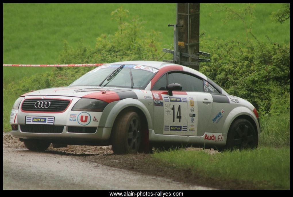 Rallye du Quercy 2018