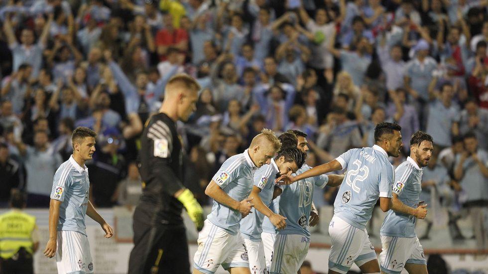 Galeria de Fotos RC Celta-Barça 4-1