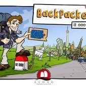 Départ imminent pour 12 000 km et 26 pays en auto-stop ! #Backpackers - Le coin des voyageurs