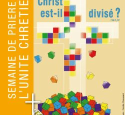 VENDREDI 24 JANVIER CELEBRATION OECUMENIQUE A MARTIGUES