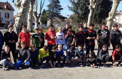 Journée de Perfectionnement Jeunes à TARBES à l'Ecole de Pétanque des Hautes-Pyrénées
