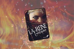 La Reine courtisane - Anna Triss chez Black Ink Editions