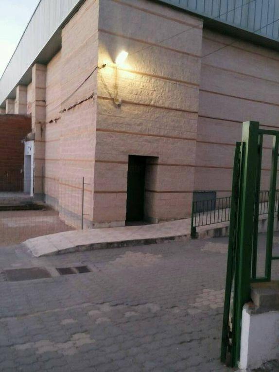 Villa de Don Fabrique - nouvelle nuit dans une salle de sport.