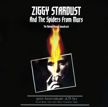 David Bowie – Ziggy Stardust The Motion Picture (1973)
