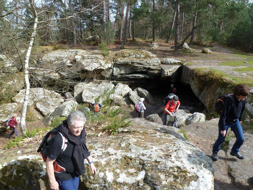 La grotte Béatrix.