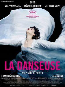 Ciné passion par Anna le Gésic : La danseuse