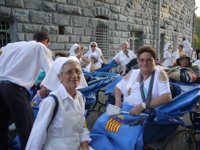 Le pèlerinage 2015 vu par Claire-Toussainte