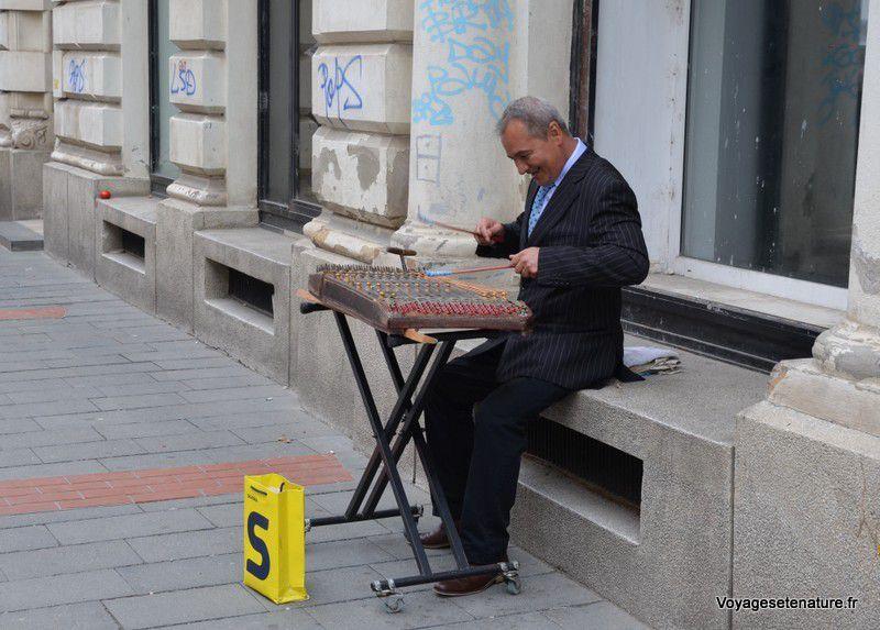 Balade dans Bucarest