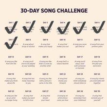 DEFI 30 jours de chansons francophones - Jour 8
