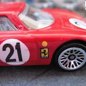 FERRARI 250 LM HOT WHEELS 1/64 - car-collector.net