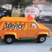 VAN US AUTOROUTES SERVICE MINI JET NOREV - car-collector