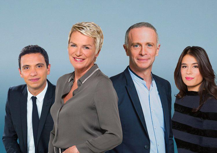 """Elise Lucet, Samuel Etienne, Emilie Tran Nguyen et Djamel Mazi aux commandes de """"Nous sommes la génération 2021"""" ce soir sur France 2"""