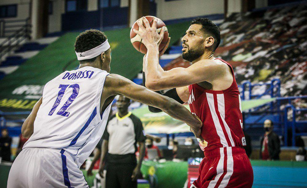 Les Fauves frôlent l'exploit face à la Tunisie dans le dernier match des éliminatoires de l'AfroBasket 2021
