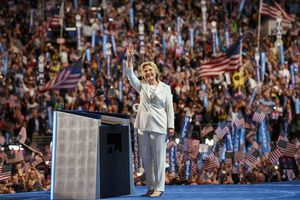 Reuters - Accepting White House nomination, Clinton offers 'clear-eyed' vision